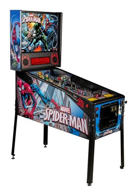 Stern pinball Spiderman.JPG