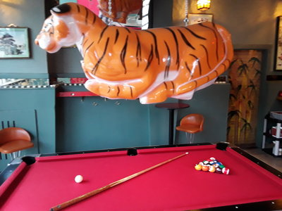 Tiger Pool anyone ?
