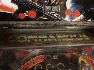 Commandos playfield marquee.JPG