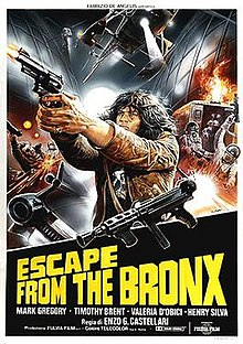 Escape from the Bronx movie poster.JPG